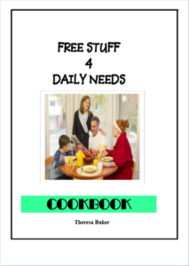 Free Stuff 4 Daily Needs Cookbook Review