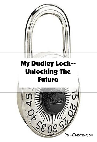 My Dudley Lock–Unlocking The Future