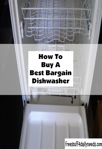 How To Buy A Best Bargain Dishwasher