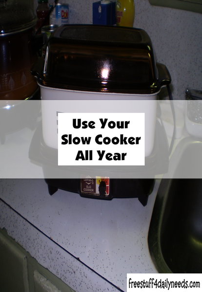 Use Your Slow Cooker All Year